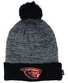 Nike Oregon State Beavers Heather Pom Knit Hat