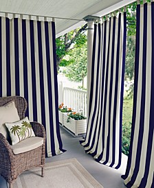 "Highland Stripe Indoor/Outdoor 50"" x 95"" Panel"