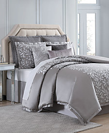 Charisma Hampton 4-Pc. Queen Duvet Cover Set