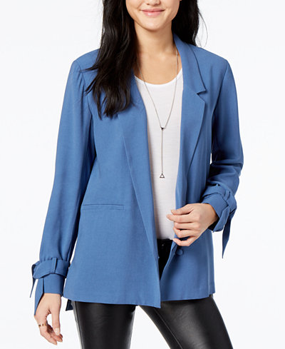 1.STATE One-Button Soft Jacket