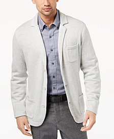 Club Room Men's Knit Blazer, Created for Macy's