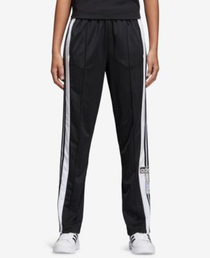 Women'S Originals Adibreak Snap Track Pants, Black