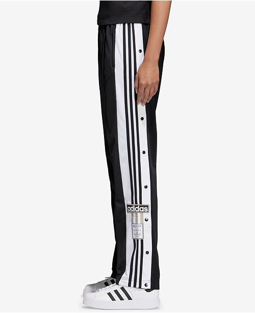 3fa7d0c04492 adidas adibreak 3-Stripe Track Pants   Reviews - Pants   Capris ...