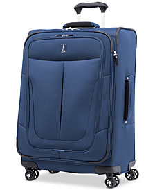 "Travelpro Walkabout 4 25"" Expandable Spinner Suitcase, Created for Macy's"