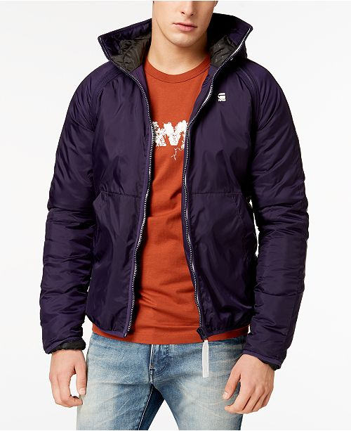 G Star Raw Mens Strett Sport Padded Jacket Coats Jackets Men