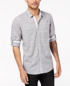 I.N.C. Men's Chambray Shirt, Created for Macy's