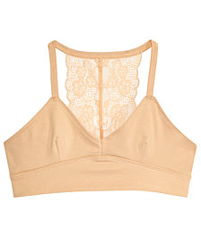 Maidenform Lace-Back Bralette, Little Girls & Big Girls