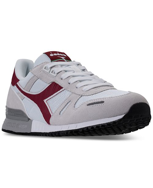 9054aa1f Diadora Men's Titan II Casual Sneakers from Finish Line & Reviews ...