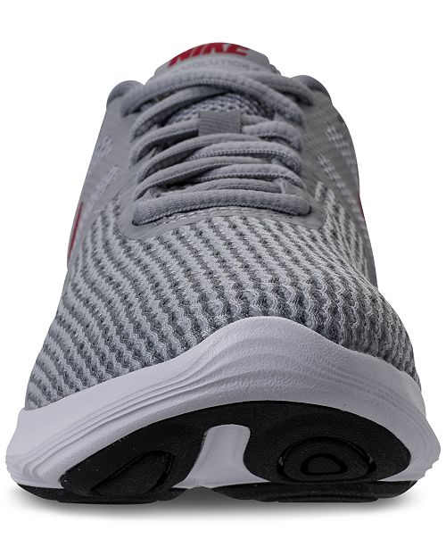 sports shoes 8b517 9d9d1 Men's Revolution 4 Wide Width (4E) Running Sneakers from Finish Line