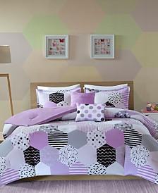 Urban Dreams Trixie 4-Pc. Twin/Twin XL Comforter Set