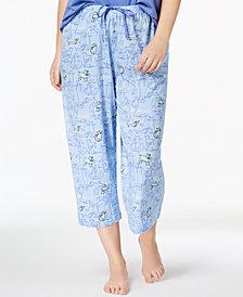 HUE® Plus Size Printed Pajama Pants