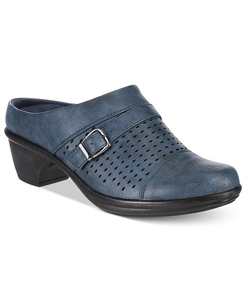 Easy Street Cleveland Mules Women's Shoes UiVA5bM