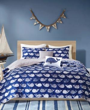 Urban Habitat Kids Moby 5Pc FullQueen Coverlet Set Bedding