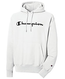 Champion Men's Reverse Weave® Logo Pullover Hoodie