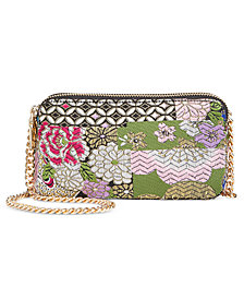 Steve Madden Tinsley Brocade Chain Strap Crossbody