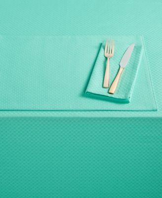 "Maya Turquoise 60"" x 120"" Tablecloth"