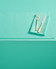 Maya Turquoise Table Linen Collection