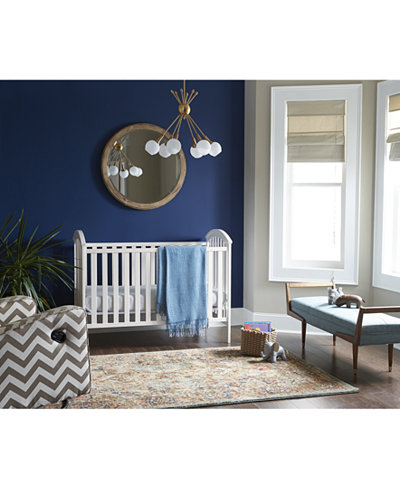 Ashlee 3 in 1 Convertible Crib Collection, Quick Ship, Quick Ship