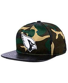 Pro Standard Arizona Cardinals Woodland Strapback Cap