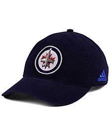 adidas Winnipeg Jets Core Slouch Cap