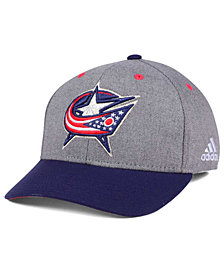 adidas Columbus Blue Jackets 2Tone Adjustable Cap