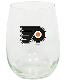 Memory Company Philadelphia Flyers Stemless Wine Glass