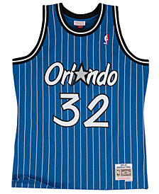Mitchell & Ness Men's Shaquille O'Neal Orlando Magic Hardwood Classic Swingman Jersey