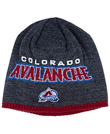 Colorado Avalanche Heather Beanie
