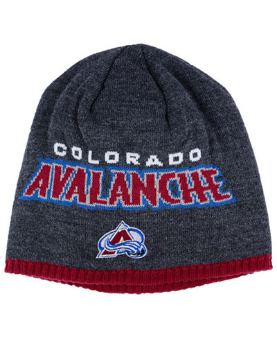 adidas Colorado Avalanche Heather Beanie