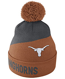 Nike Texas Longhorns Champ Pom Knit Hat