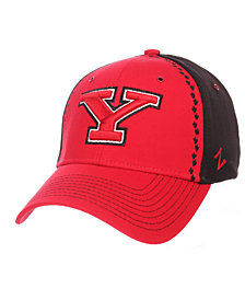 Zephyr Youngstown State Penguins Pattern Pipe Stretch Cap