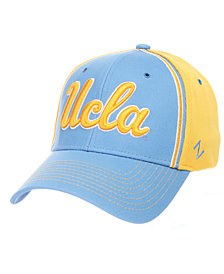 Zephyr UCLA Bruins Pattern Pipe Stretch Cap
