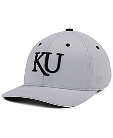 Top of the World Kansas Jayhawks Grype Stretch Cap