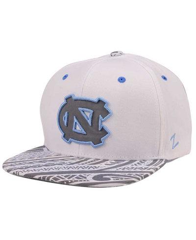Zephyr North Carolina Tar Heels Lahaina Snapback 2 Cap