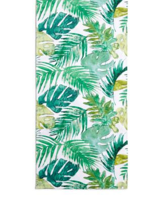 """CLOSEOUT! Tropicalia 72"""" Table Runner, Created for Macy's"""