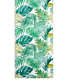"CLOSEOUT! The Cellar Tropicalia 72"" Table Runner, Created for Macy's"
