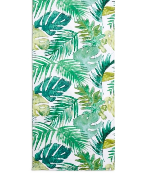 The Cellar Tropicalia 72 Table Runner Created for Macys