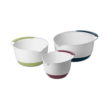 3-Pieces OXO Good Grips Mixing Bowl Set