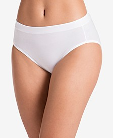 Cotton Stretch Hi Cut 1555, Created for Macy's, also available in extended sizes