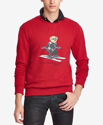 Polo Ralph Lauren Men's Polo Bear Sweatshirt
