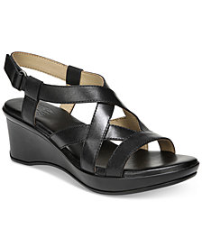 Naturalizer Vivian Wedge Sandals