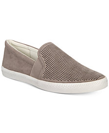 Style & Co Louiza Perforated Slip-On Sneakers, Created for Macy's