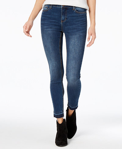 American Rag Juniors' Cotton Skinny Jeans, Created for Macy's