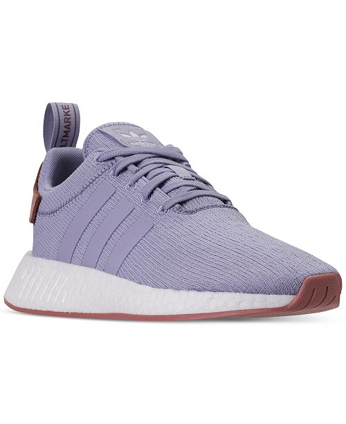 brand new 63628 aac15 adidas Women's NMD R2 Casual Sneakers from Finish Line ...