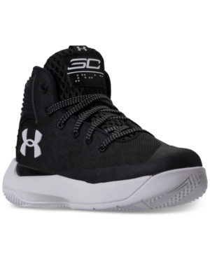 Under Armour Boys Curry 3Zero Basketball Sneakers from Finish Line