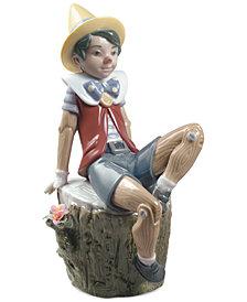 Lladró Pinocchio Figurine