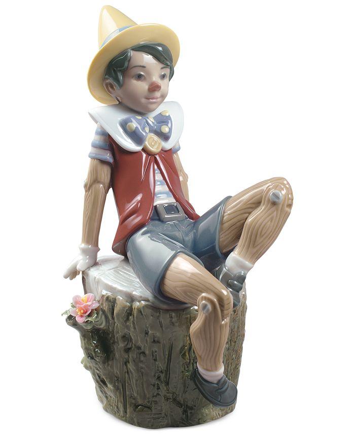 Lladró - Pinocchio Figurine