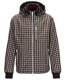 BOSS Men's Reversible Utility Jacket