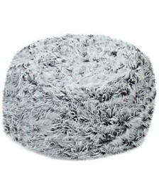 Lucee Faux Fur Bean Bag