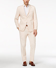 Lauren Ralph Lauren Men's Slim-Fit Ultraflex Pink Solid Suit